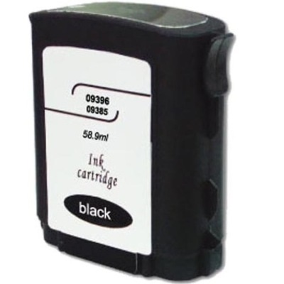 HP 88XL Black Ink Cartridge - HP Remanufactured  (Black)